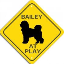 At Play Signs
