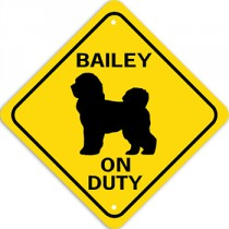 On Duty Signs