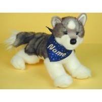 Husky Pup - Light Gray